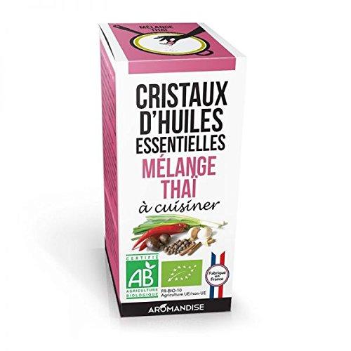 Mélange Thaï BIO - Cristaux HE - Florisens