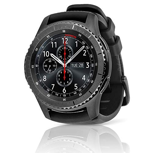Samsung Gear S3 Frontier Verizon 4G LTE Smartwatch SM-R765V (Renewed)