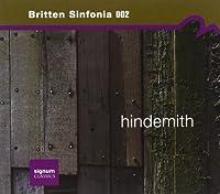 Britten/Hindemith:Sinfonia