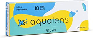Aqualens Daily Disposable Contact Lenses (10 Lenses/Box) (-3.00)