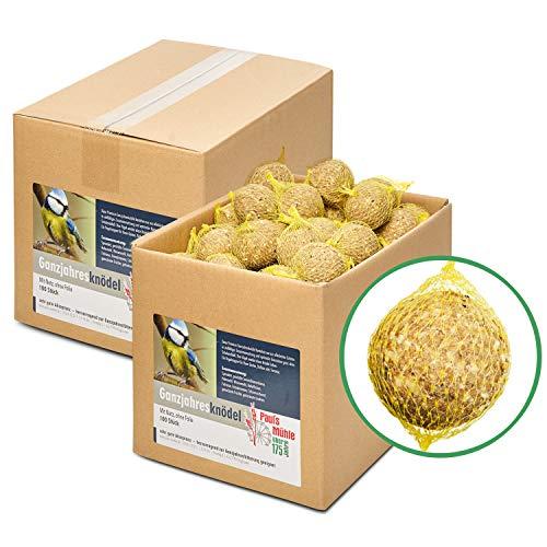 Paul´s Mühle Ganzjahresknödel mit Netz im Karton, 200 Stück