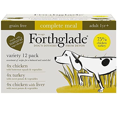 Forthglade Complete Wet Dog Food 100317