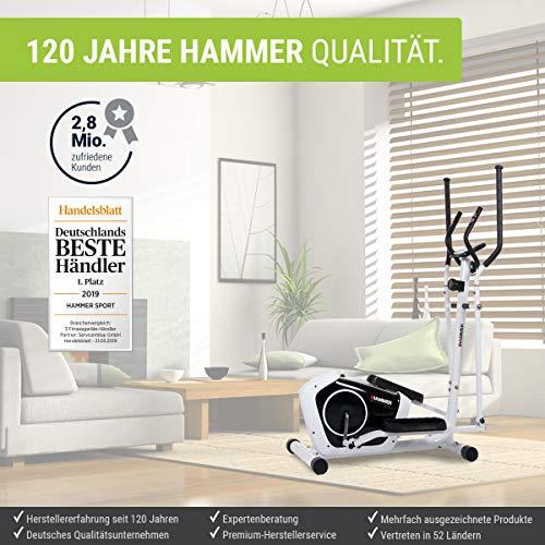 Hammer Crosstrainer Ellyptech CT3 Bild 4*