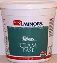 Minor's Clam Base – no-added MSG