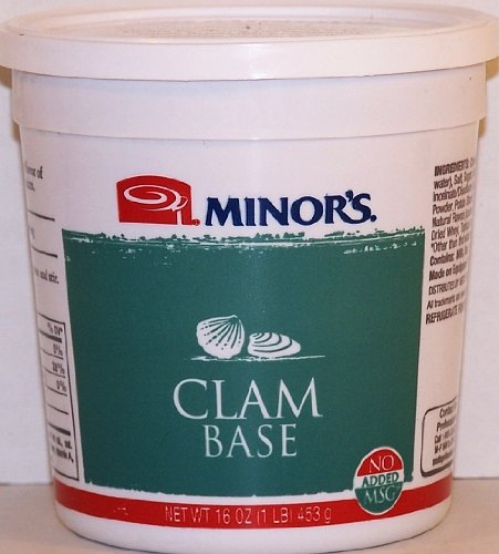 2021 spring and Max 76% OFF summer new Minor's Clam Base MSG - no-added