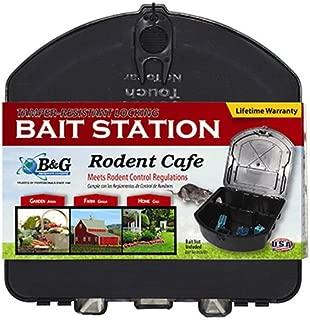 B&G Equipment 25000261 Rodent Bait Station