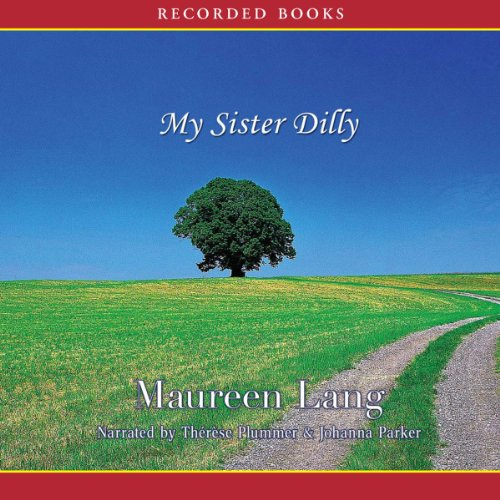 My Sister Dilly audiobook cover art
