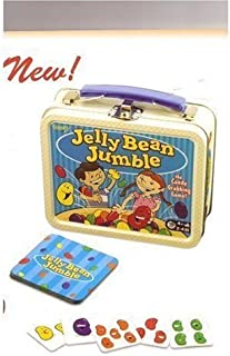 Fundex Games - Lunch Box Games - JELLY BEAN JUMBLE