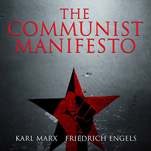 Couverture de The Communist Manifesto