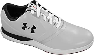 UA Performance Spikeless Golf Shoes - White