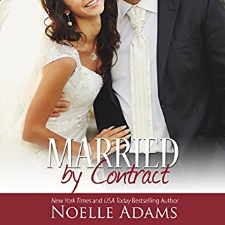 Married by Contract audiobook cover art