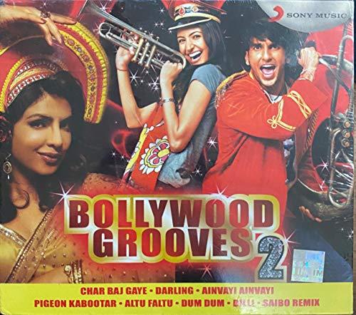 Bollywood Groves 2 (2 CD Set Bollywood CD)