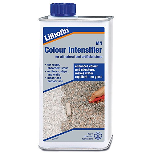 Lithofin MN Colour Intensifier for Natural and Artificial Stone 1-10 Litres