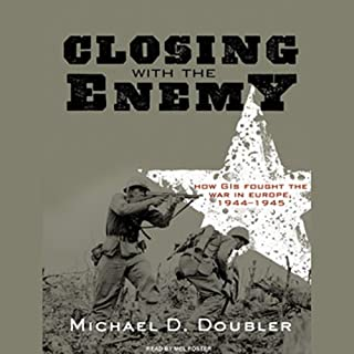 Closing with the Enemy audiobook cover art