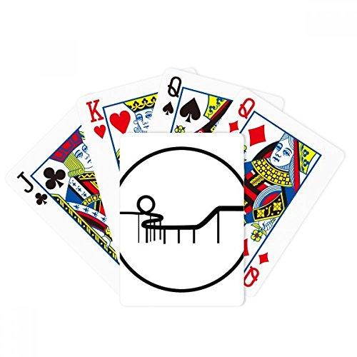 Juego de mesa mágico de la diversión del parque de atracciones de la montaña rusa