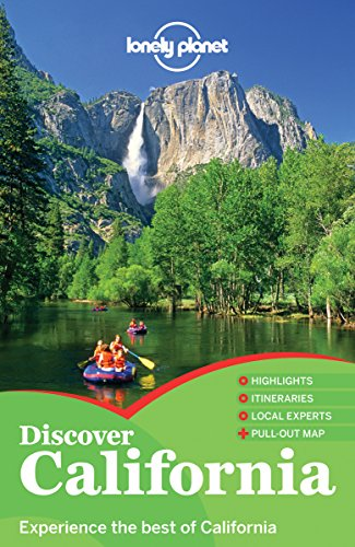 Lonely Planet Discover California [Lingua Inglese]