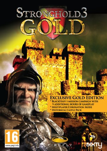 [UK-Import]Stronghold 3 Gold Game PC