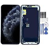 Wigento Für Apple iPhone 11 Pro 5.8 Zoll Display Full Hard OLED LCD Einheit Touch Ersatzteil Reparatur Schwarz Neu