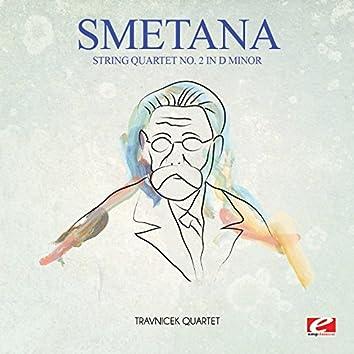 Smetana: String Quartet No. 2 in D Minor (Digitally Remastered)