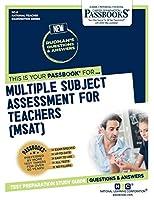 Multiple Subject Assessment For Teachers (MSAT)