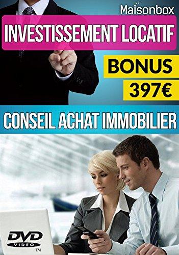 Investissement Immobilier Locatif Livre 1dvd De Formation Comment Gagner De Largent Dans Limmobilier