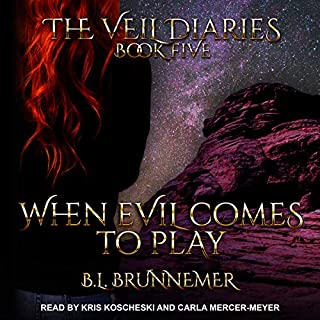 When Evil Comes to Play audiobook cover art