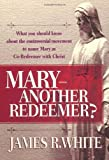 Mary-Another Redeemer?
