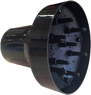 Difusor profesional para secador negro brillo AG
