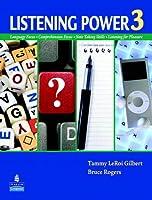 Listening Power Level 3 Student Book