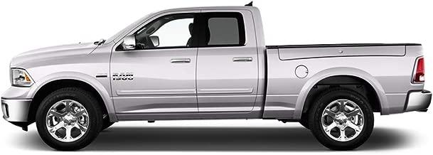 Dawn Enterprises CF2-RAM09-QC Chromeline Body Side Molding Compatible with Dodge Ram, Ram 1500, 2500, 3500 - True Blue Pearl (BU)