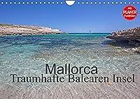 Mallorca - Traumhafte Balearen Insel (Wandkalender 2022 DIN A4 quer): Lassen Sie sich verzaubern von herrlichen Fotografien der huebschen spanischen Urlaubsinsel (Geburtstagskalender, 14 Seiten )