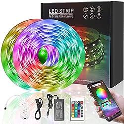 Image of Efast LED Strip Lights,...: Bestviewsreviews