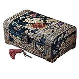 LWW Caja Joyero Chino,Caja de joyería Caja de Almacenamiento de maderachinaartesaníacaja de Almacenamiento de joyería Caja de preparacióncaja de joyería