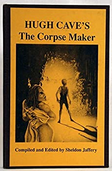 The Corpse Maker 1557420173 Book Cover