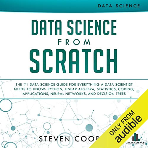 Data Science from Scratch cover art