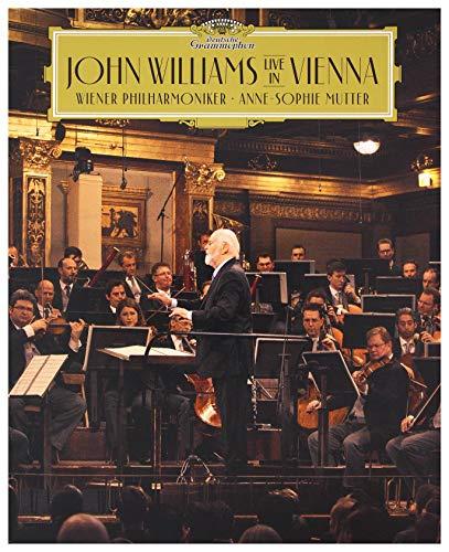 John Williams - Live in Vienna (Deluxe Edition CD + BluRay)