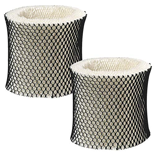 ANTOBLE 2 Pack Humidifier Wick Filter Replacements for Holmes HWF65 HWF65PDQ-U, Replaces Part # HWF65CS - Filter C