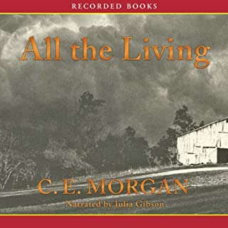 All the Living audiobook cover art