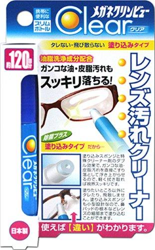 メガネクリンビュー レンズ汚れクリーナー 10mL
