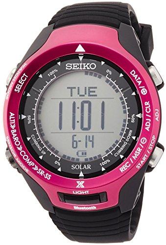 [プロスペックス アルピニスト]PROSPEX ALPINIST 腕時計 Bluetooth通信機能 ソーラー ハードレックス 10気...