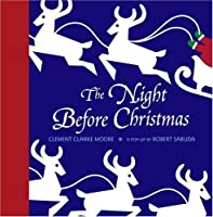 The Night Before Christmas Pop-up by Clement Clarke Moore(2002-10-01)