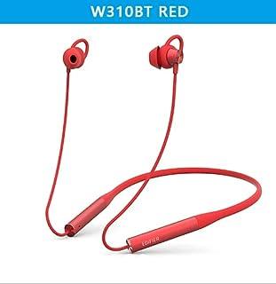 سماعة أذن بلوتوث V4.2 من اديفير W310BT حتى 8.5 ساعات تشغيل لاسلكي، مضادة للماء IPX5، مع اهتزاز داخلي