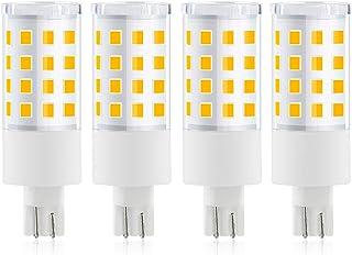 12V 921 912 T10 Wedge Base LED Bulb, 4W T10 168 194 Interior Lighting RV Light Bulb for Trailer Motorhome 5th Wheel Marine...