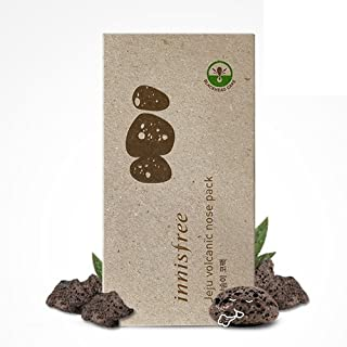 [INNISFREE]イニスフリー火山ソンイノーズパック5束30pcs Jeju volcanic nose pack 5束30pcs [並行輸入品]