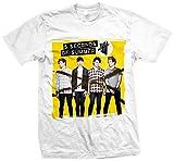 5 Seconds of Summer - Album Shirt T-Shirt Size XXL