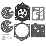 F-Mingnian-rsg MN-Parts, Set Carburador Kits 10pcs / Carb for Fits Walbro K10-HDC a Stihl 015 015AV 15AVE 015L Motosierra