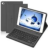 BORIYUAN Ipad Bluetooth Tastatur Hülle für ipad Mini 1