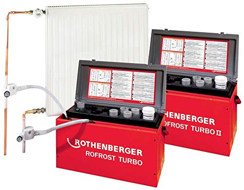 ROTHENBERGER Rofrost Turbo 1 1/4' Nr 62200 Elektr. Einfriergerät Sanitär Heizung