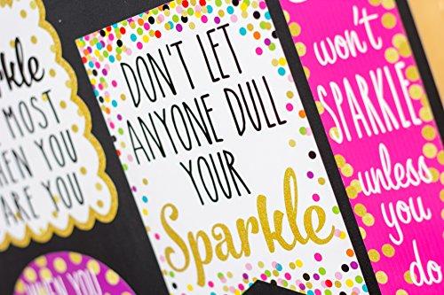 Teacher Created Resources Confetti Sparkle and Shine Mini Bulletin Board (TCR8962) Photo #5