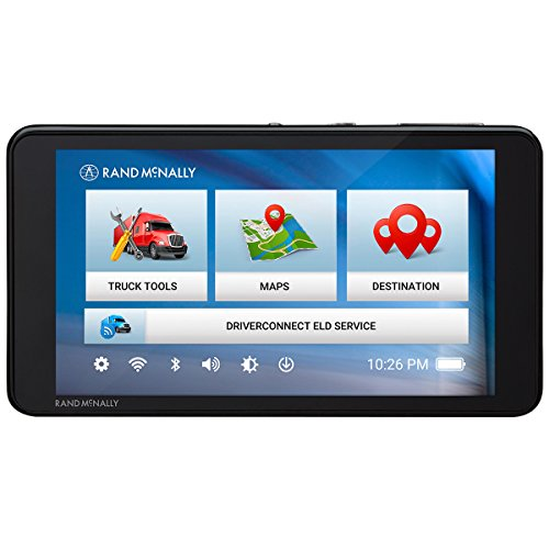 Cheapest Prices! Rand McNally TND 540 LM 5in GPS Truck Navigator with Lifetime Map Updates, Renewed